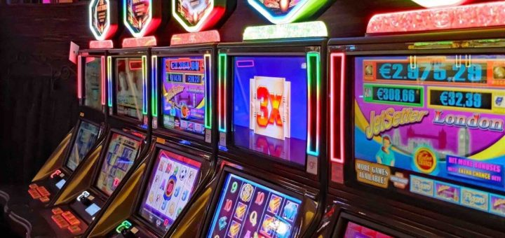 The Fundamentals Of Slot Which You May Gain From Beginning